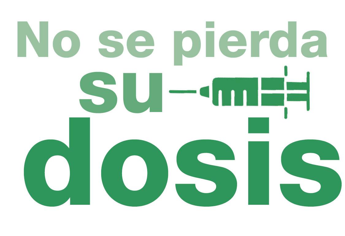 ¡Programe hoy mismo su cita para vacunación contra el COVID-19!